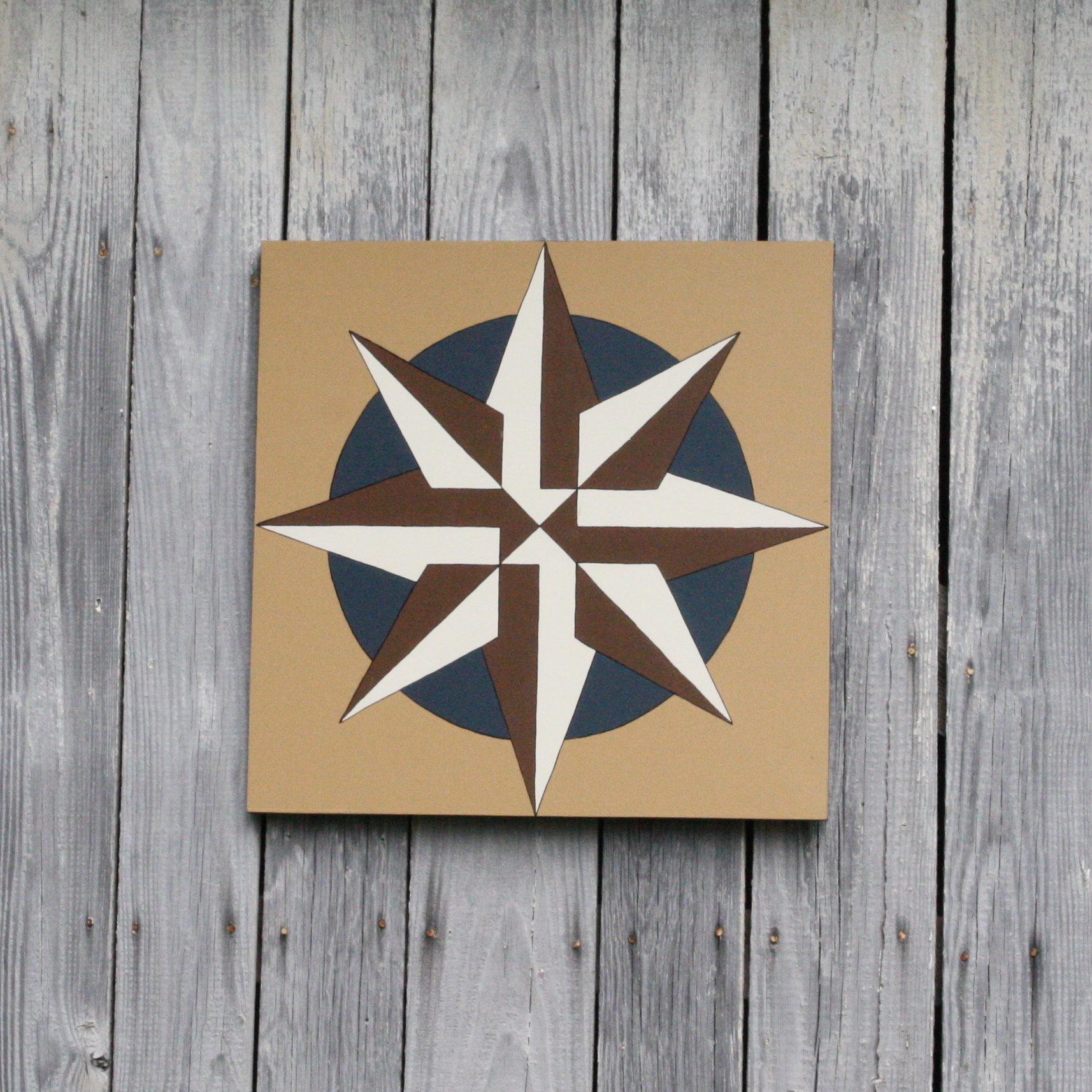 Sherry's Star - Brown