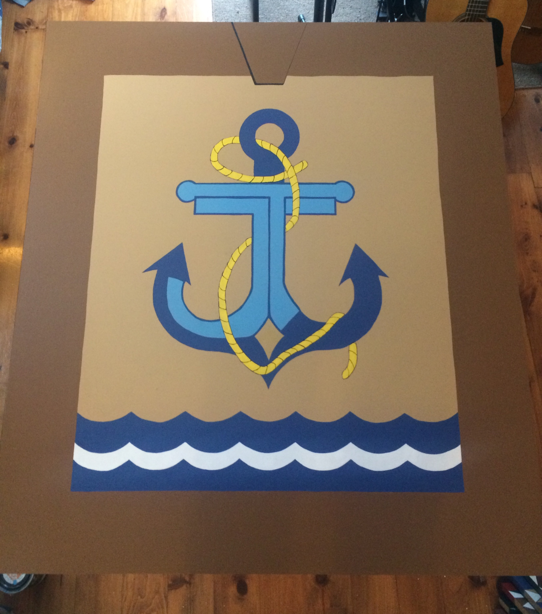 Tyler's Anchor